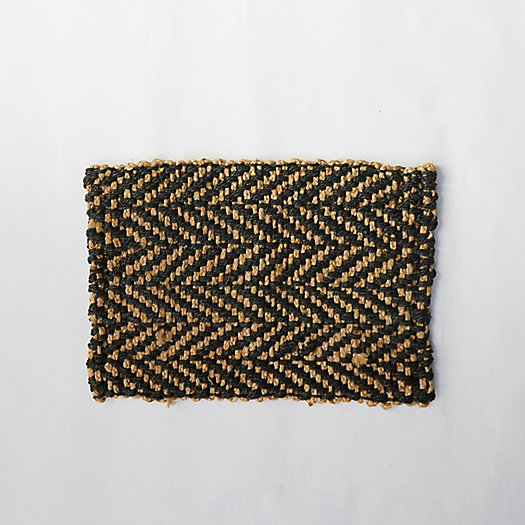 View larger image of Jute Herringbone Doormat