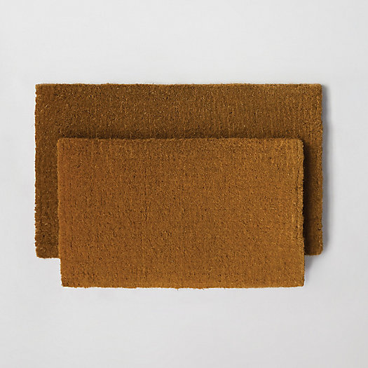 View larger image of Natural Coconut Doormat