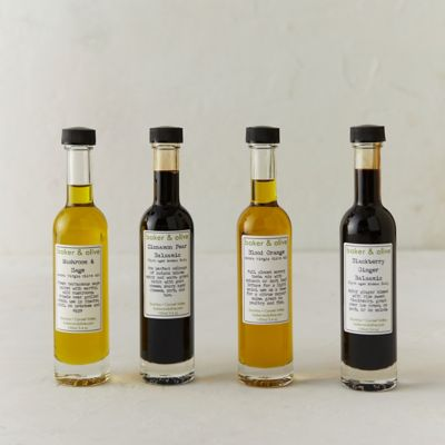 Autumn Harvest Olive Oil & Vinegar Pairing Set