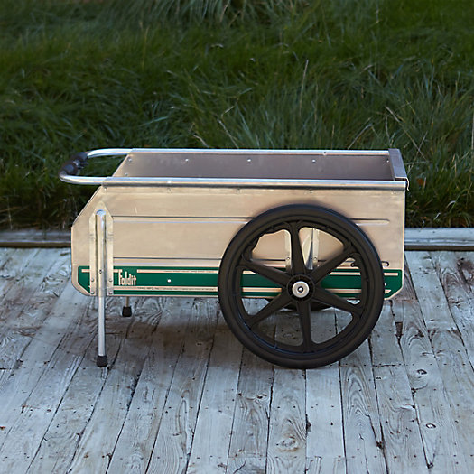 View larger image of Folding Garden Cart