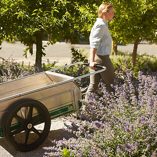 View larger image of Folding Garden Cart