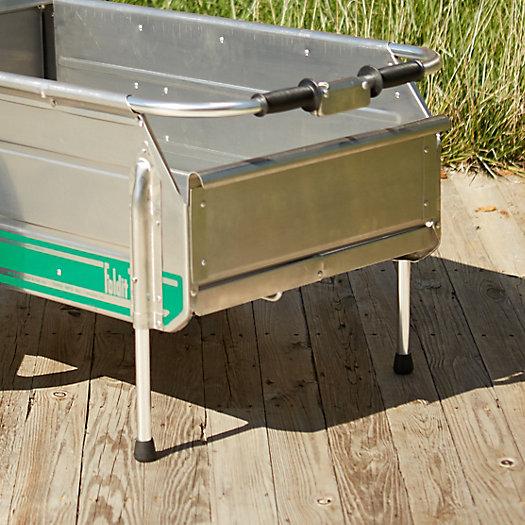 View larger image of Folding Garden Cart Half Gate