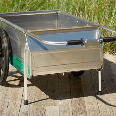 Folding Garden Cart Full Gate