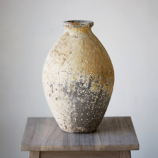View larger image of Barnacle Oval Vase