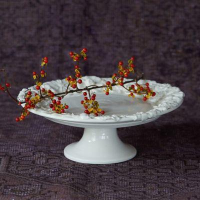 Frances Palmer Floral Cake Stand