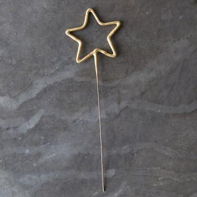 Golden Star Sparkler