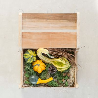 Deep Woods Gourd Crate