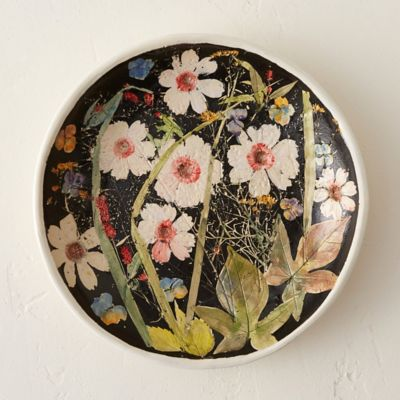 Wildflower Series Serving Bowl