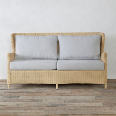 Middlefield Wicker Sofa