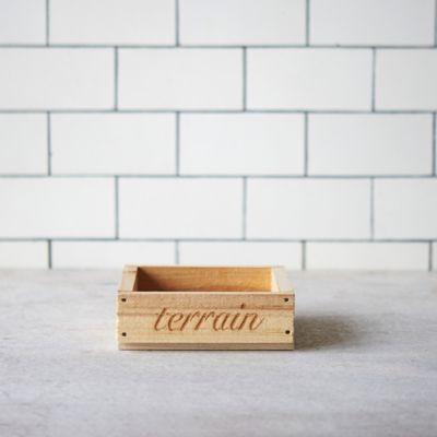 Wooden Terrain Crate