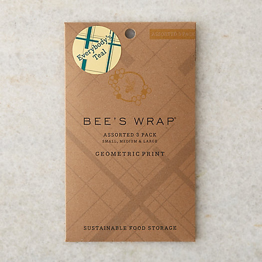 View larger image of Beeswax Storage Wrap Set, Plaid