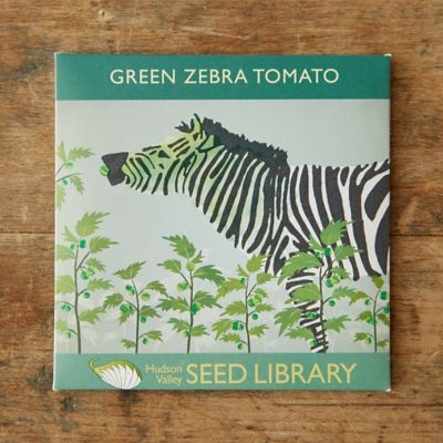 Green Zebra Tomato Seeds