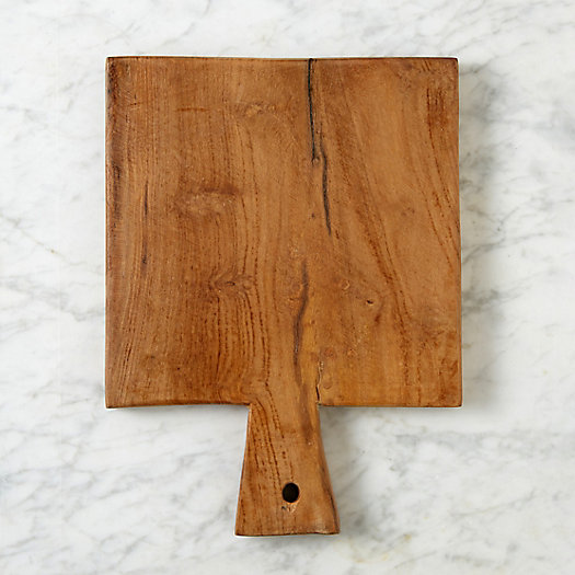 View larger image of Farmhouse Rectangle Teak Board