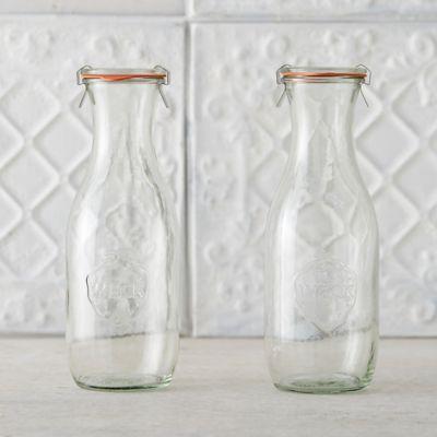 1L Weck Juice Jar Set