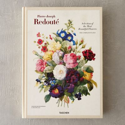 Pierre-Joseph Redouté: Selection of the Most Beautiful Flowers