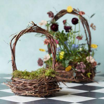 Wild Vine Easter Basket