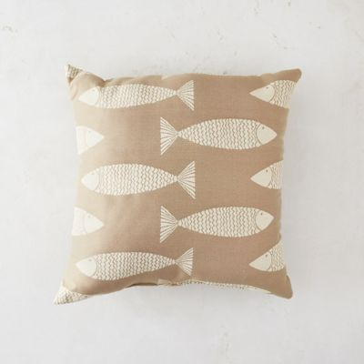 Minnow Patio Pillow