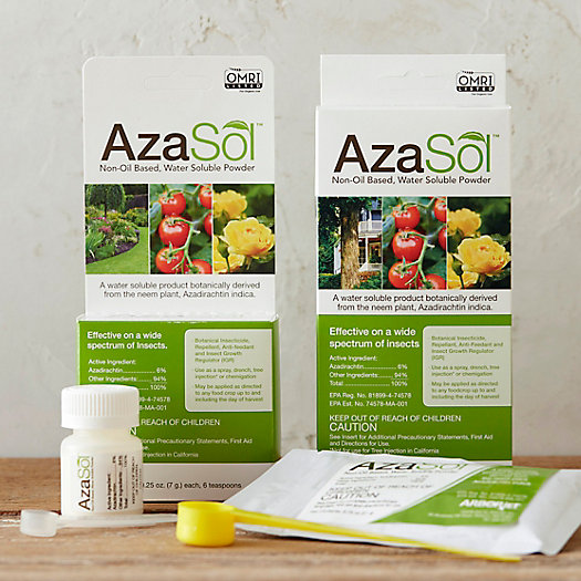 View larger image of AzaSol Systemic Organic Neem Insecticide