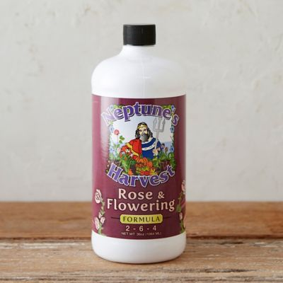 Neptune's Harvest Rose & Flowering Plant Fertilizer Concentrate