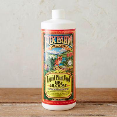 FoxFarm Big Bloom Liquid Concentrate