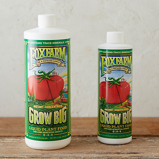 View larger image of FoxFarm Grow Big Liquid Concentrate