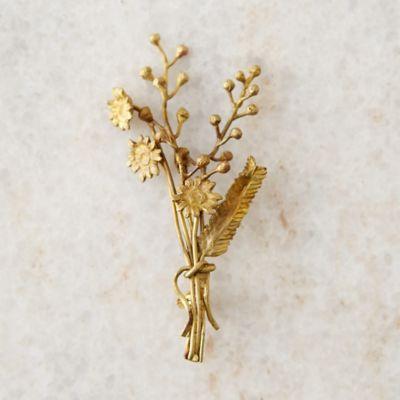 Hydrangea Bouquet Pin