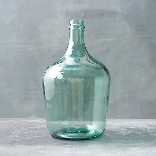 View larger image of Glass Bottleneck Vase