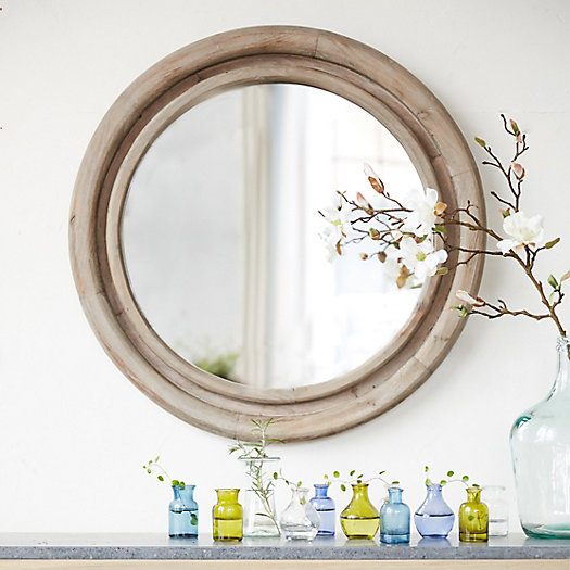 View larger image of Recycled Pine Frame Mirror