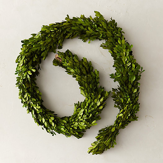 View larger image of Preserved Boxwood Garland