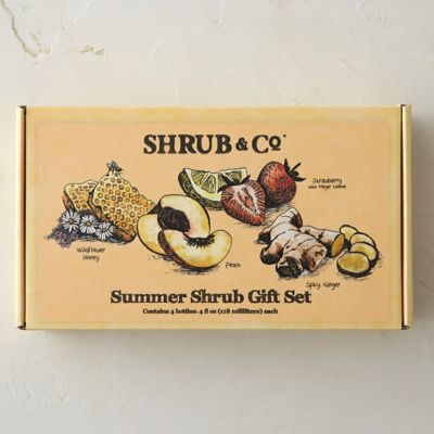 Shrub & Co. Summer Shrub Gift Set