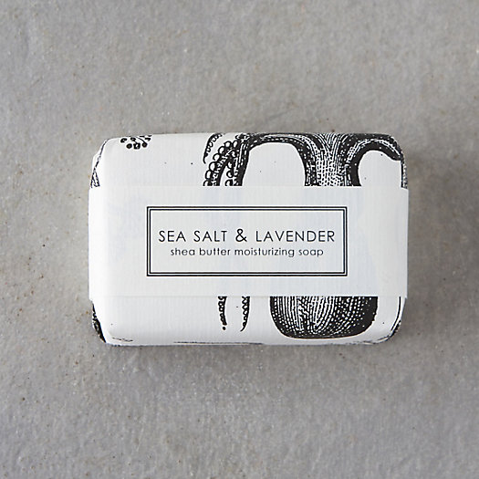 View larger image of Sea Salt & Lavender Soap