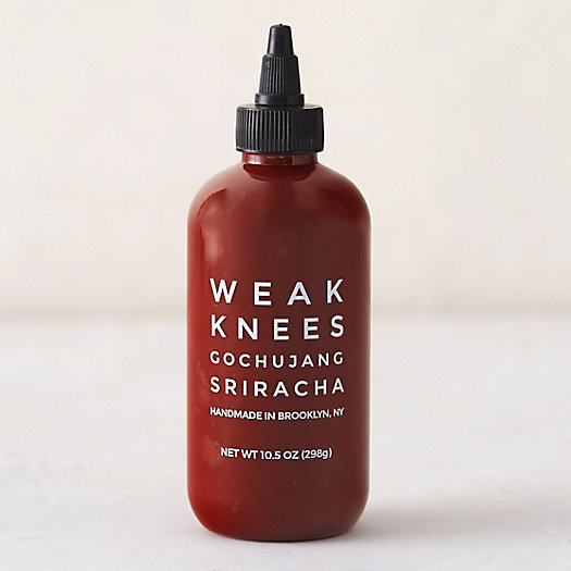 View larger image of Weak Knees Gochujang Sriracha