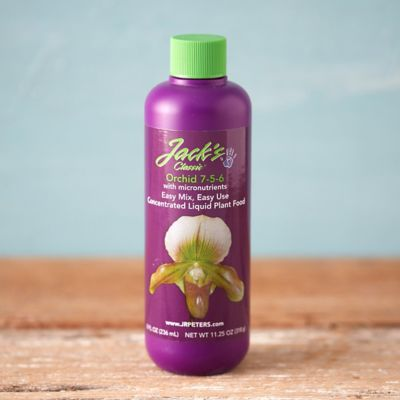 Jack's Classic Concentrated Liquid Orchid Fertilizer