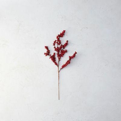 Faux Winterberry Bunch
