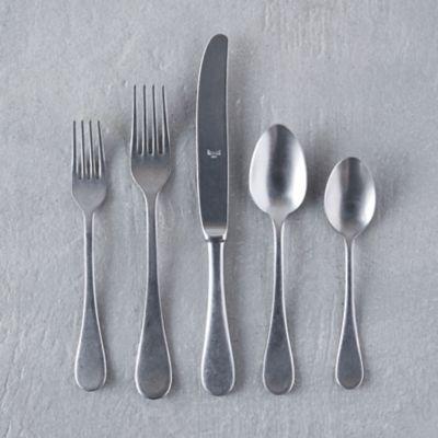 Stainless Steel Venetian Flatware Set