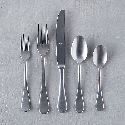 View larger image of Stainless Steel Venetian Flatware Set