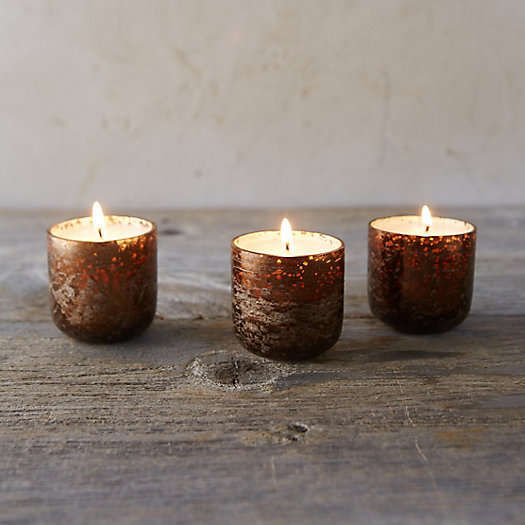 View larger image of Woodfire Votive Candle Trio