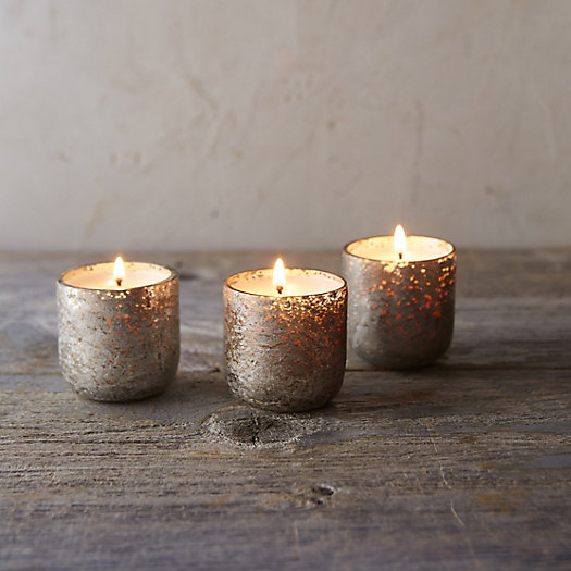 View larger image of Balsam & Cedar Votive Candle Trio