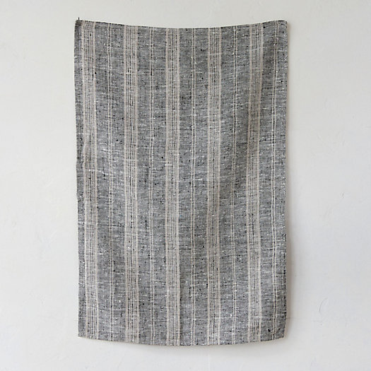 View larger image of Linen Stripe Tea Towel