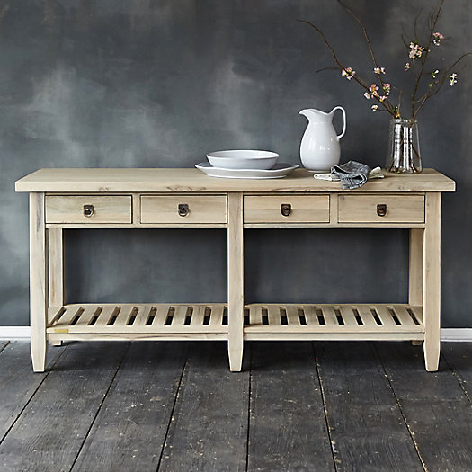 View larger image of Teak Serving Console