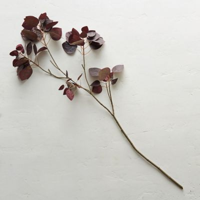 Faux Smoke Bush Stem
