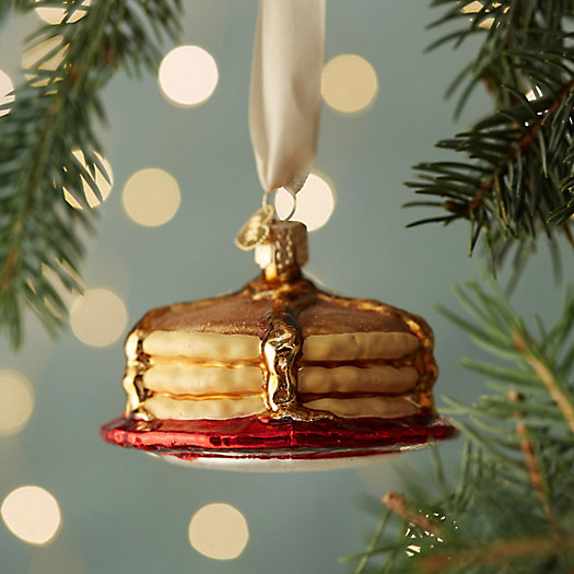 View larger image of Short Stack Glass Ornament