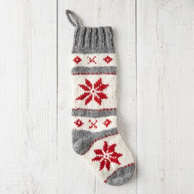 Woolen Sweater Stocking