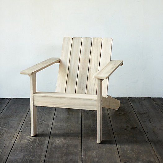 View larger image of Teak Adirondack Chair