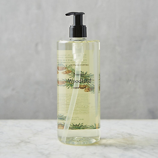 View larger image of Botaniculture Essential Woodland Hand Soap