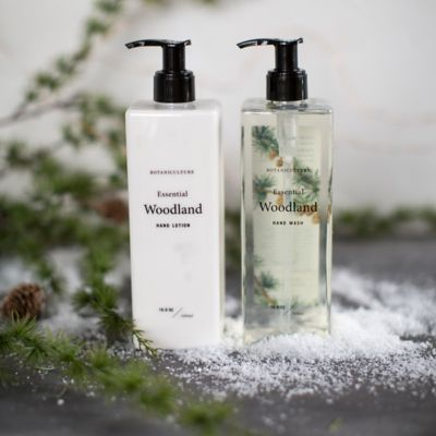 Botaniculture Essential Woodland Hand Lotion
