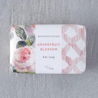 Botaniculture Grapefruit Blossom Soap