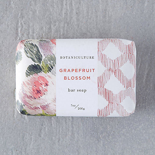 View larger image of Botaniculture Grapefruit Blossom Soap