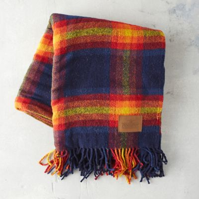 Pendleton Wool Motoring Blanket