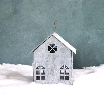Zinc School House